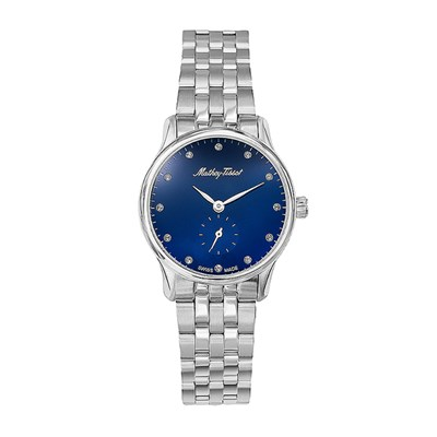 Mathey-Tissot Ladies' Edmond with Stainless Steel Bracelet