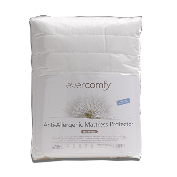 Dormeo Ever Comfy Mattress Protector (King) No Colour