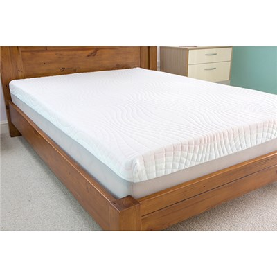 Sleep Genie Ultimate Comfort 25cm King Mattress Featuring Aurora Foam