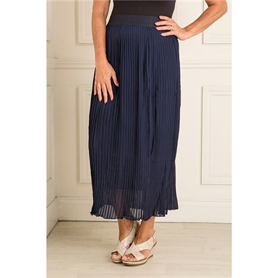 Kurt Muller Lined Maxi Skirt