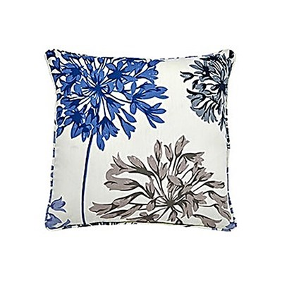 Pair of Dandelion Print Cushion Covers