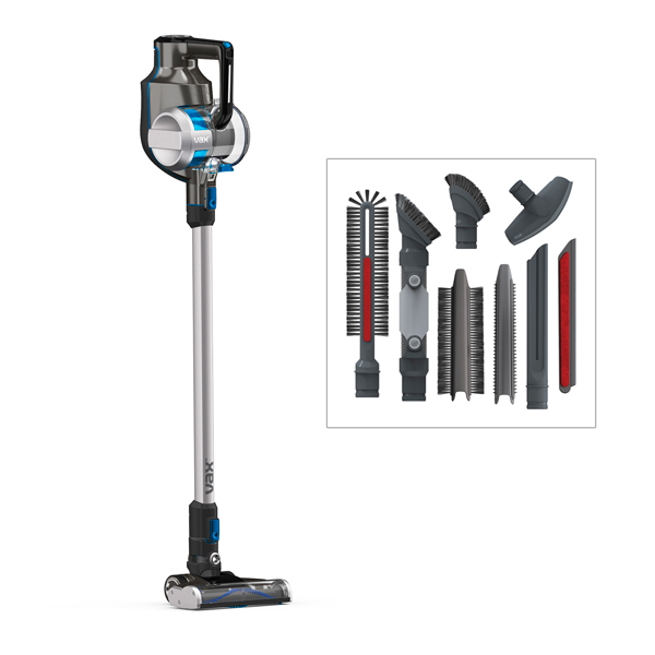 Vax 32v Blade Cordless Stick Vacuum Cleaner & Professional Cleaning Kit No Colour