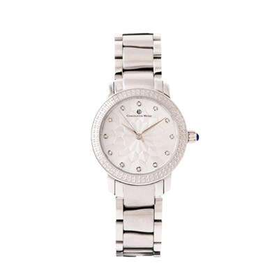 Constantin Weisz Ladies' Watch with Stainless Steel Bracelet