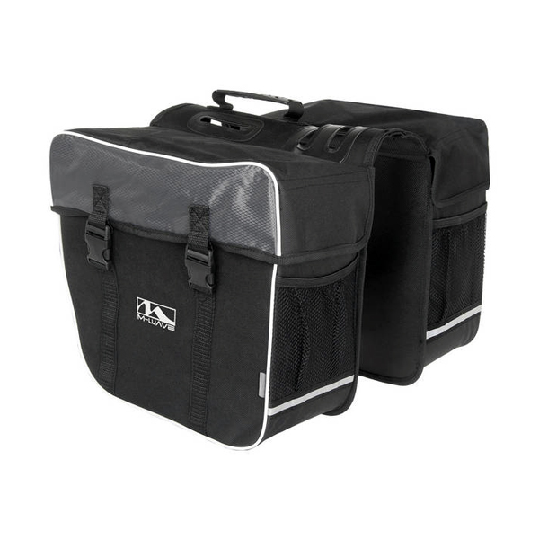 M-Wave Day Tripper - Double Pannier Bag No Colour