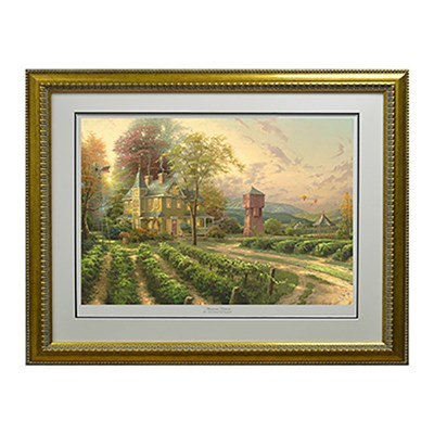Thomas Kinkade Abundant Harvest Limited Edition Print