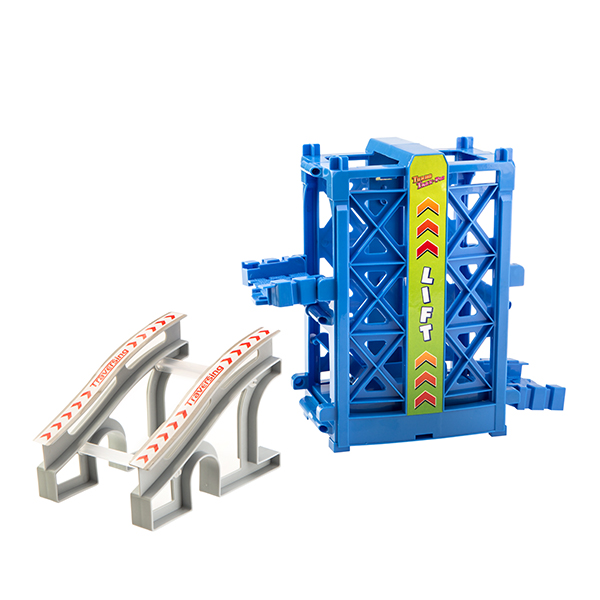 Turbo Trax Raiser and Lift No Colour