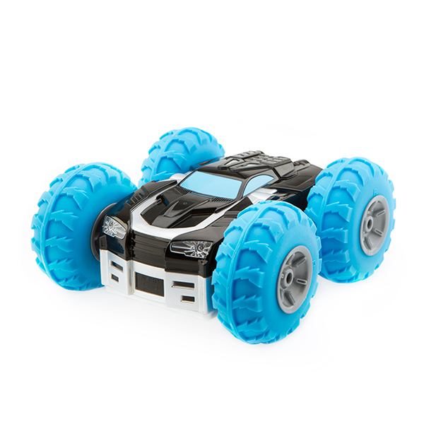 Double Side Tornado Remote Controlled Stunt Car Black