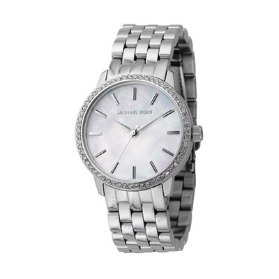 Michael Kors Ladies Watch with Mother of