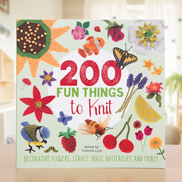200 Fun Things to Knit 406121