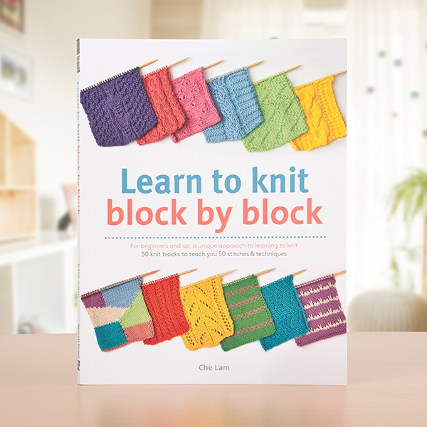 Learn to Knit Block by Block 406122