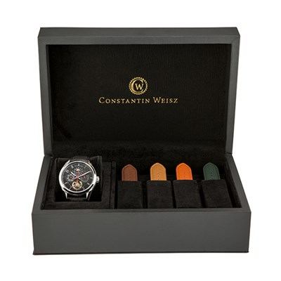 Constantin Weisz Automatic with Interchangeable Straps and Presentation Box