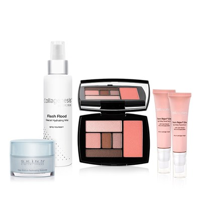 Skinn Summer Skin and Colour 5pc Collection