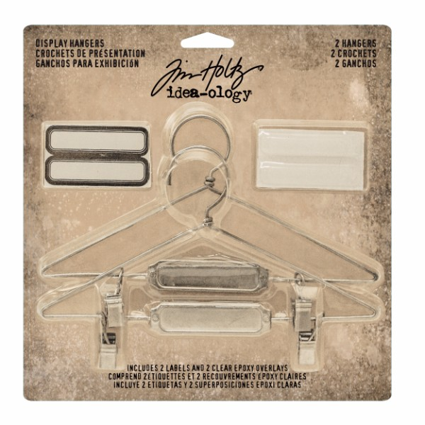 Tim Holtz Display Hangers - Pack of 2 No Colour