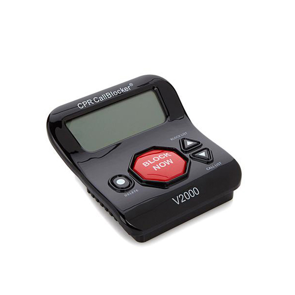 CPR V2000 Call Blocker Black