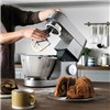 Kenwood Chef Titanium Kitchen Machine with FREE Meat Grinder Attachment