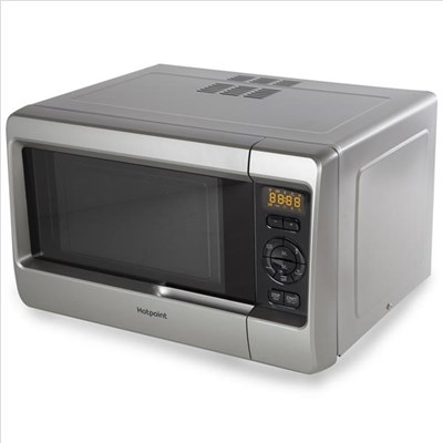 Hotpoint Microwave With Grill 24L - Silver
