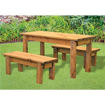 Charles Taylor Little Fellas Eco-Table Set