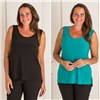 Styled By 2 Pack High Low Cami