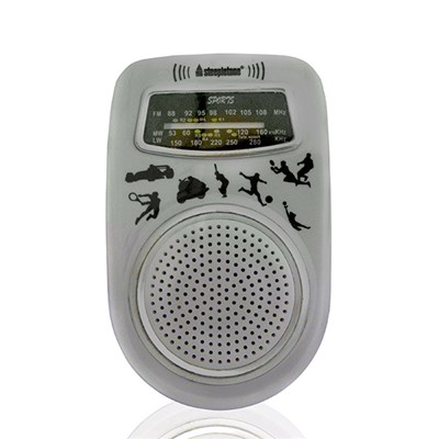 Steepletone STR616 Pocket Size Sports Radio
