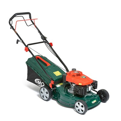 BMC 460 18in Self Propelled Petrol Lawn Mower