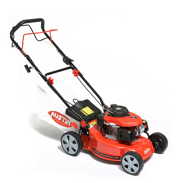 Austin 16in Self Propelled Petrol Lawn Mower No Colour