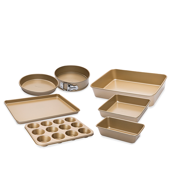 Moments Bakeware Set No Colour