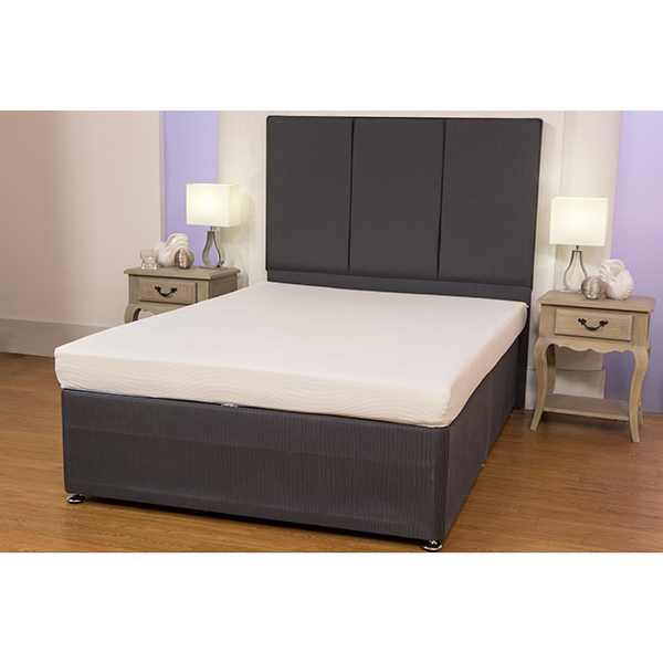 Comfort and Dreams Slumber 1600 Single Size Mattress No Colour