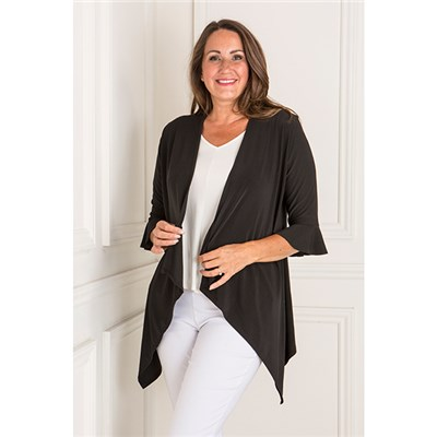 Reflections Frill 1/2 Sleeve Jacket