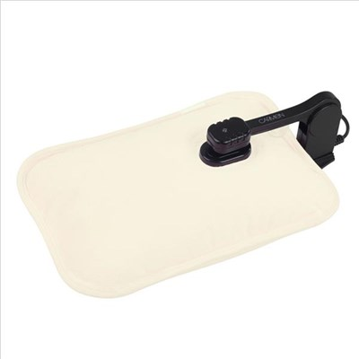 Carmen Rechargeable Hot Water Bottle - Cream