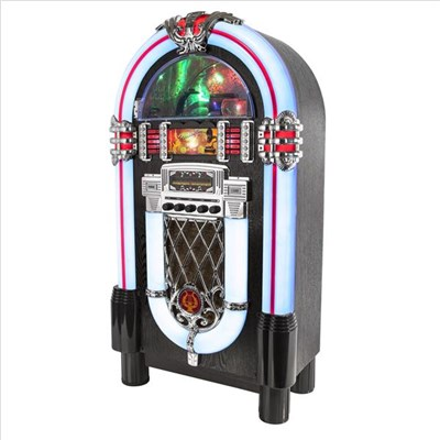 iTek Multi Functional Bluetooth Jukebox with CD Player and AM/FM Radio