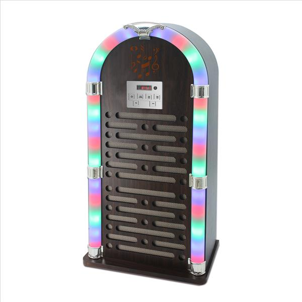 iTek Bluetooth Jukebox with FM Radio and LED Display