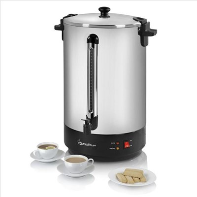 Signature 35Ltr Stainless Steel Urn - S/Steel