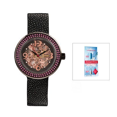 Constantin Weisz Ladies' Automatic Watch with FREE Dazzle Stick