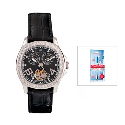 Constantin Weisz Ladies' Automatic Watch, Swarovski stones and FREE Dazzle Stick