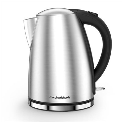 New Accents Jug Kettle Brushed