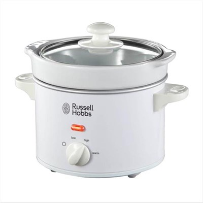 2L Compact Slow Cooker