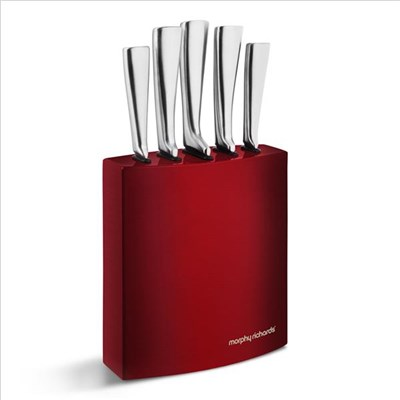 5Pce Knife Block