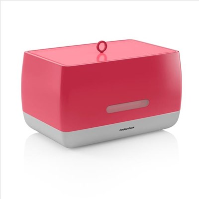 Morphy Chroma Bread Bin Poppy
