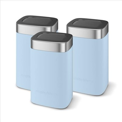Set Of 3 Canisters withWindow