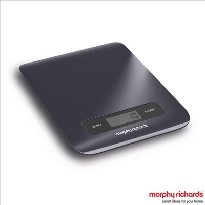 Electronic Kitchen Scale Black