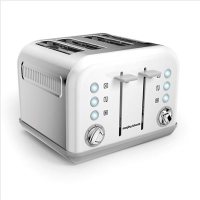 Accents 4 Slice Epp Toaster