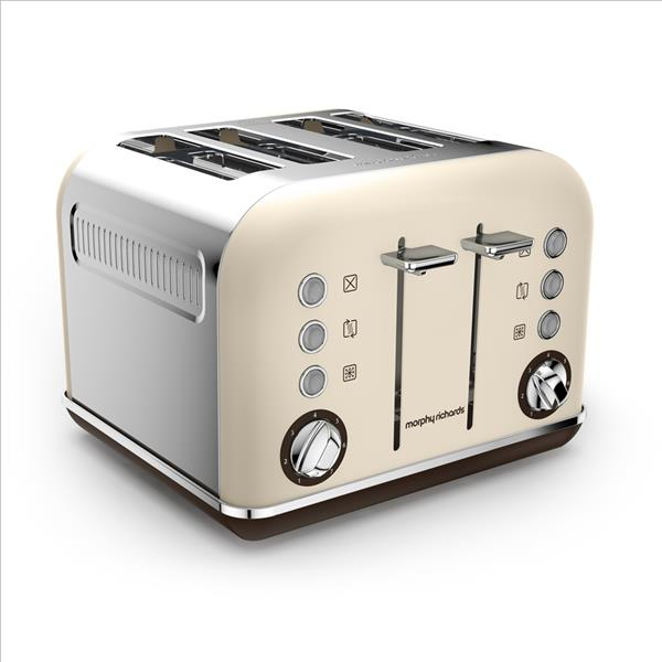 Accents 4 SlicePremium Toaster