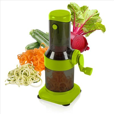 Tower Spiralator 2In1 Spiralizer  - Green