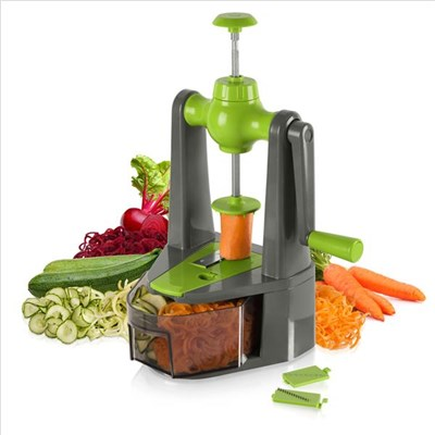 Tower Vertical Spiralizer Green  - Green