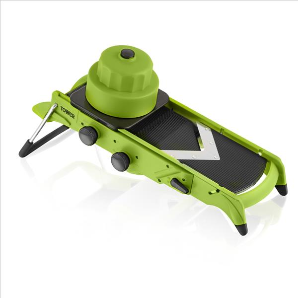 Tower All In One Mandoline Slicer - Green