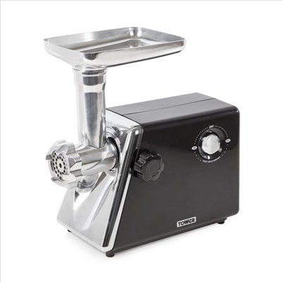 Tower Stainless Steel Meat Grinder