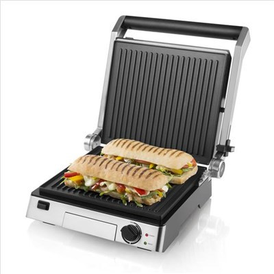 Tower Family 180 Degree Health Grill - S/Steel