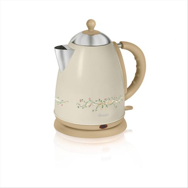 Swan Eternal Beau Jug Kettle - Cream