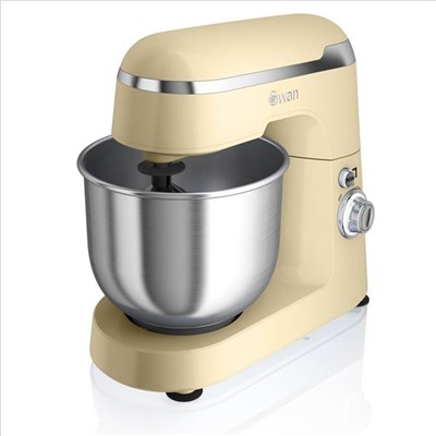 Swan Retro Stand Mixer Cream - Cream