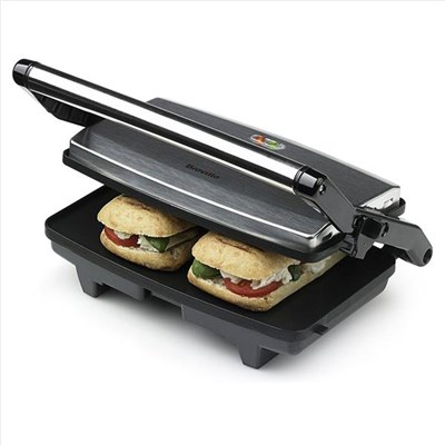 Breville Cafe Style Sandwich Press - S/Steel